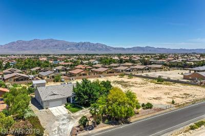Las Vegas Single Family Home For Sale: 6430 Bullring Lane