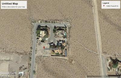 Las Vegas Residential Lots & Land For Sale: 12802 Radcliff Street