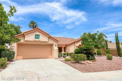 Sun City Summerlin Single Family Home For Sale: 9644 Blue Bell Drive