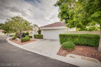 Centennial Hills Single Family Home For Sale: 7200 Painted Shadows Way