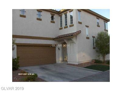 Centennial Hills Single Family Home For Sale: 8948 Gray Quail Court