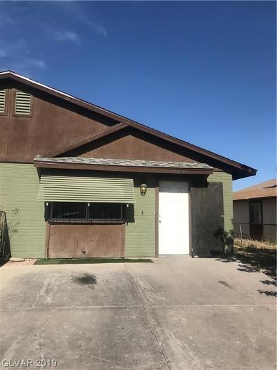 Las Vegas Condo/Townhouse For Sale: 732 Concrete Court