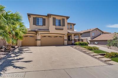 Henderson Single Family Home Under Contract - Show: 175 Tidewater Range Court