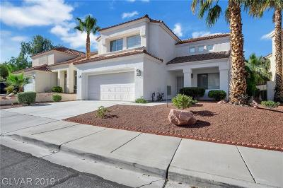Las Vegas Single Family Home For Sale: 9752 Horse Back Circle