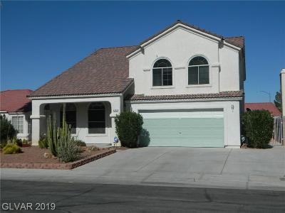 North Las Vegas Single Family Home For Sale: 4232 Falcon Hill Street