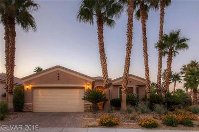 Las Vegas NV Single Family Home Under Contract - No Show: $450,000