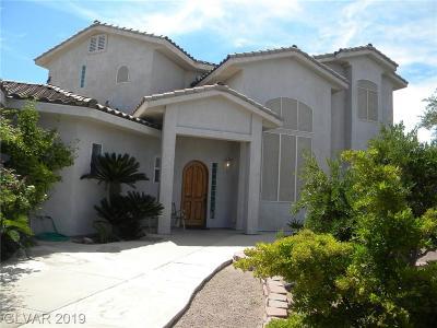Henderson Single Family Home For Sale: 100 West Desert Rose Drive