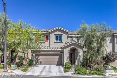 Las Vegas NV Single Family Home Under Contract - No Show: $319,900
