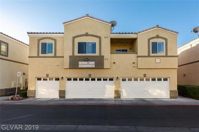 Las Vegas Condo/Townhouse For Sale: 6170 East Sahara Avenue #1069