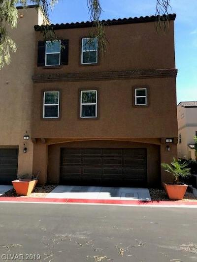 North Las Vegas Condo/Townhouse For Sale: 4650 Ranch House Road #49