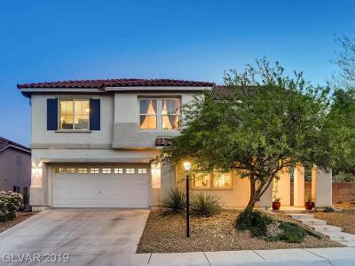 Centennial Hills Single Family Home For Sale: 10389 Smokemont Court