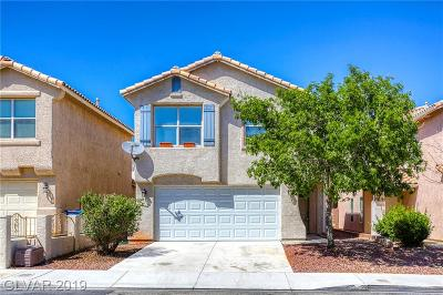 Las Vegas Single Family Home For Sale: 9566 Diablo Drive