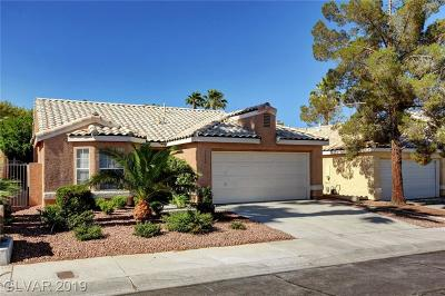 Las Vegas Single Family Home For Sale: 7640 Shore Haven Drive