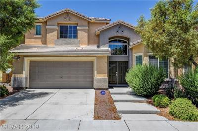 North Las Vegas Single Family Home For Sale: 3612 Pelican Brief Lane