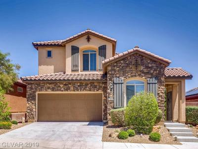 Las Vegas Single Family Home For Sale: 7026 Motley Road