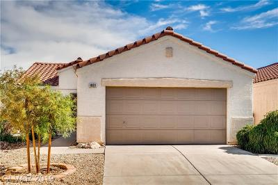 Henderson Single Family Home For Sale: 1089 Blue Sands Court