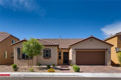 Las Vegas Single Family Home For Sale: 5568 Silver Cascade Avenue