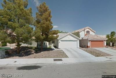 North Las Vegas Single Family Home For Sale: 1214 Pagentry Drive