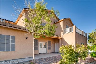 Las Vegas Single Family Home For Sale: 5724 Grand Canyon Drive