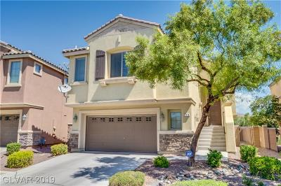 North Las Vegas Single Family Home For Sale: 216 Palatial Pines Avenue