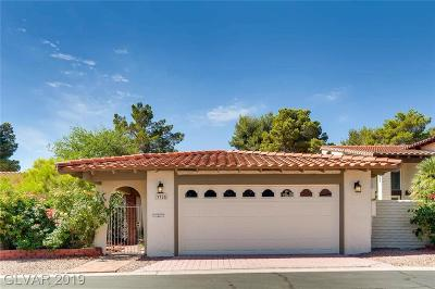 Las Vegas Single Family Home For Sale: 3325 Plaza Del Paz