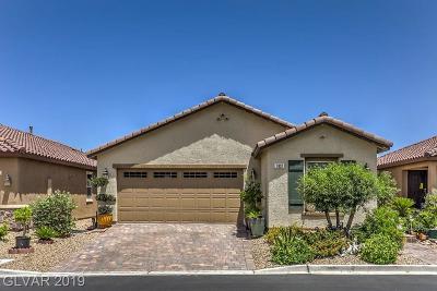 Las Vegas Single Family Home For Sale: 7832 Hamilton Pool Drive