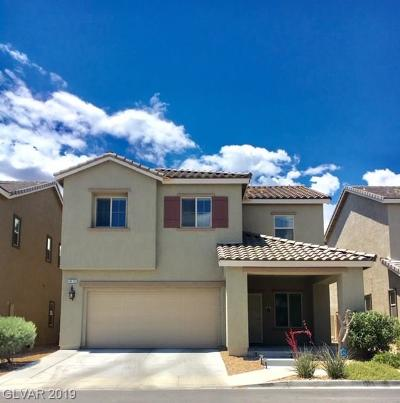 Las Vegas Single Family Home For Sale: 8119 Winterfell Place