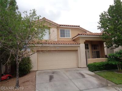 Las Vegas, North Las Vegas Rental For Rent: 2016 Wandering Doe Lane