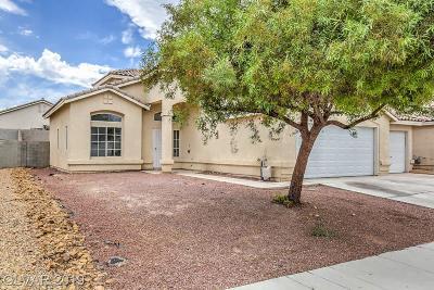 North Las Vegas Single Family Home For Sale: 517 Princess Avenue