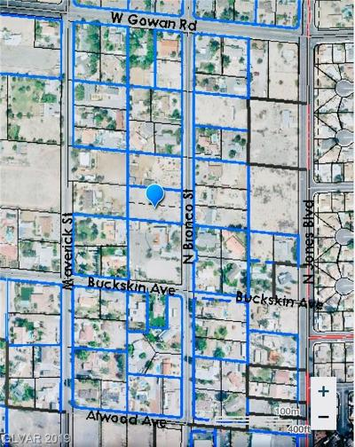 Centennial Hills Residential Lots & Land For Sale: 3455 Bronco Street