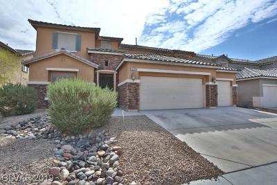 North Las Vegas Single Family Home For Sale: 6228 Sun Seed Court