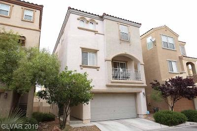 Las Vegas Single Family Home For Sale: 9535 Summer Furnace Street