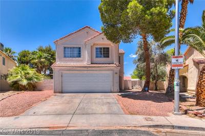 Las Vegas Single Family Home For Sale: 6828 Ashland Avenue