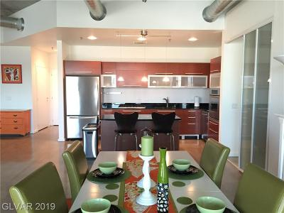 Soho Loft, Soho Lofts High Rise For Sale: 900 Las Vegas Boulevard #1412