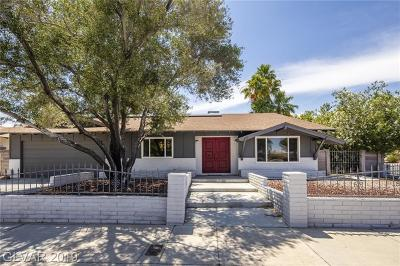 Paradise Single Family Home For Sale: 4509 Paseo Del Ray Drive