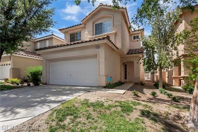 Henderson Single Family Home For Sale: 1838 Thunder Mountain Drive