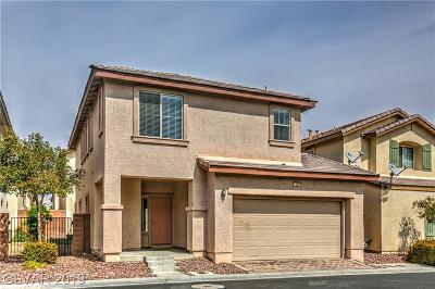 North Las Vegas NV Single Family Home Under Contract - Show: $249,000