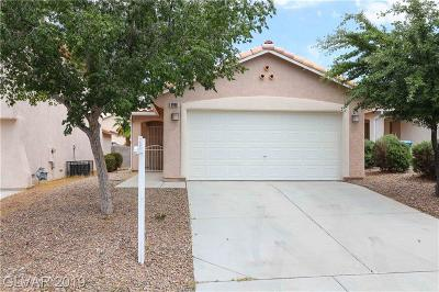 Las Vegas Single Family Home For Sale: 9960 Shallot Court