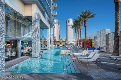 Clark County High Rise For Sale: 4381 West Flamingo Road #17302