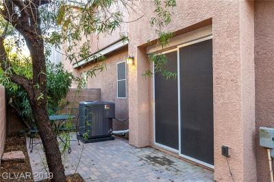 North Las Vegas Condo/Townhouse For Sale: 3678 Golden Sunset Court