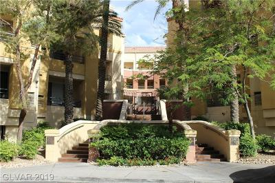 Meridian At Hughes Center Condo/Townhouse Under Contract - No Show: 270 East Flamingo Road #219