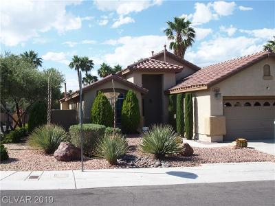 Las Vegas Single Family Home For Sale: 8220 Hot Creek Drive