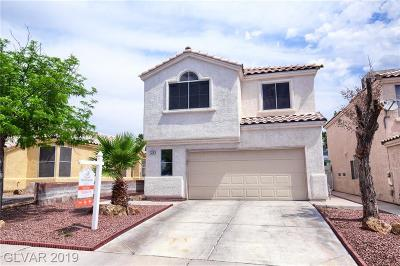Las Vegas Single Family Home For Sale: 7216 Old Mission Drive
