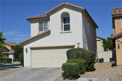 Centennial Hills Single Family Home For Sale: 8040 North Quilted Bear Street