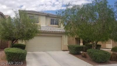 Henderson Single Family Home For Sale: 3760 Autumn King Avenue