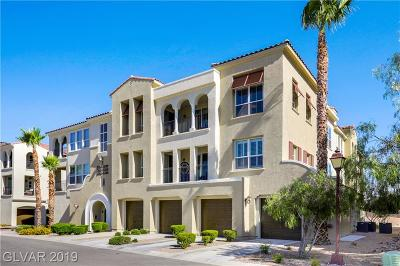 Henderson NV Condo/Townhouse For Sale: $349,999
