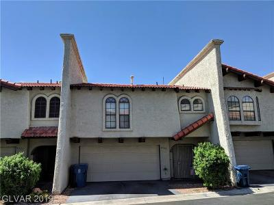 Spring Valley Condo/Townhouse For Sale: 4943 Schumann Drive