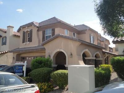 North Las Vegas Single Family Home For Sale: 6045 Cragged Draw Street