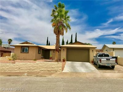 Henderson Single Family Home For Sale: 405 Bottle Brush Way