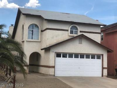 HENDERSON Single Family Home For Sale: 1641 Keena Drive